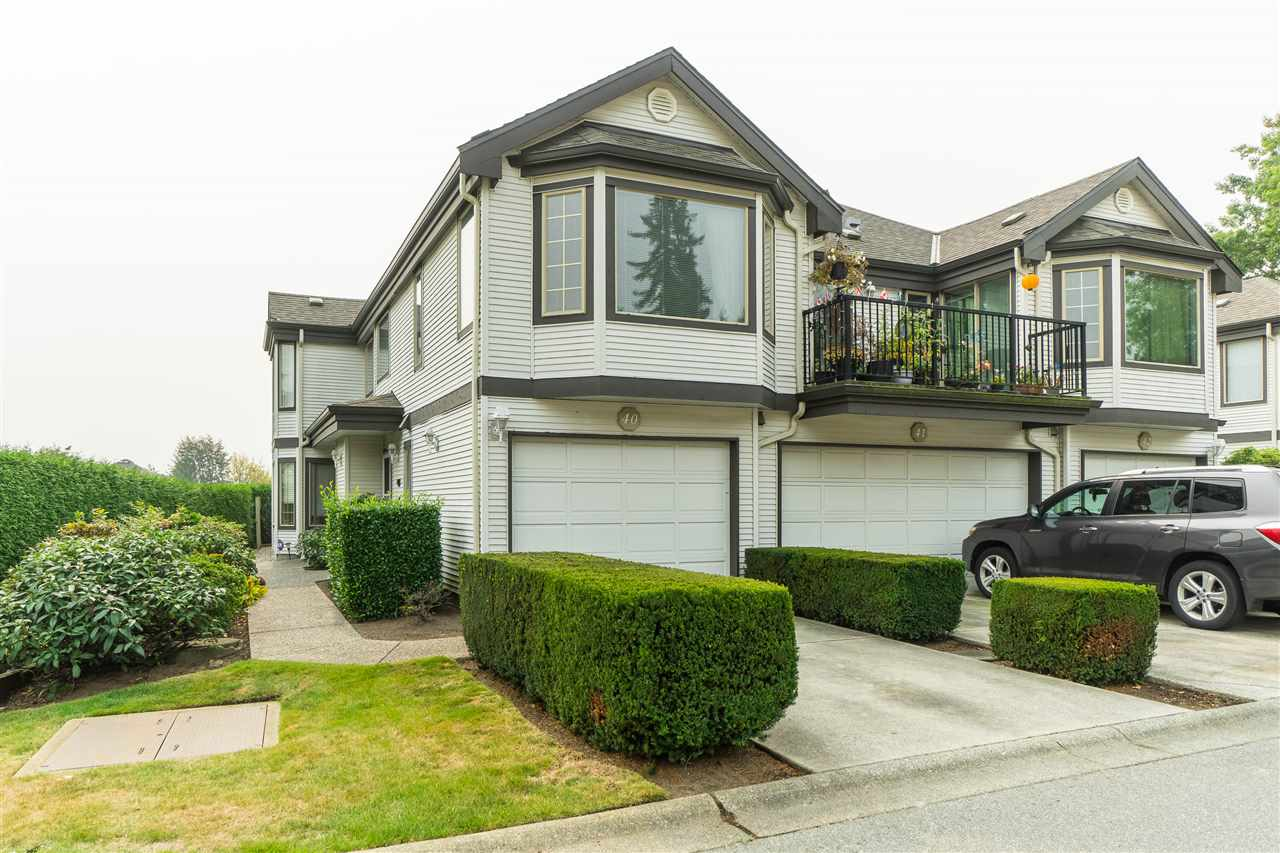 40 15840 84 AVENUE - Fleetwood Tynehead Townhouse for sale, 2 Bedrooms (R2499631) - #1