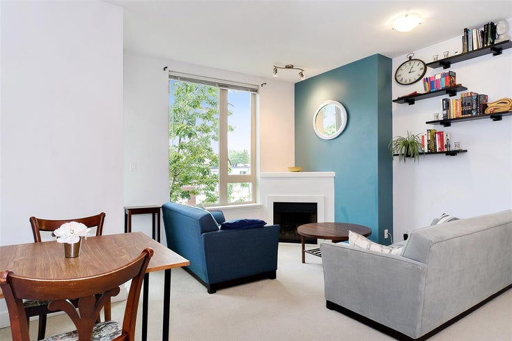 301 688 E 17TH AVENUE - Fraser VE Apartment/Condo for sale, 2 Bedrooms (R2499685)