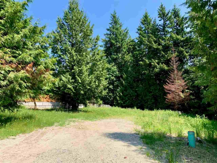 Lot D WAKEFIELD ROAD - Sechelt District  for sale(R2499709)