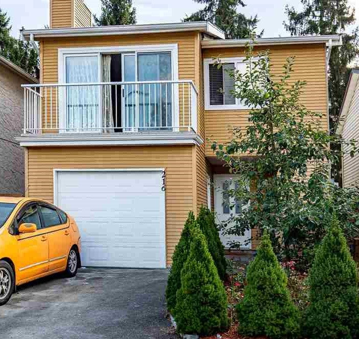 216 DAVIS CRESCENT - Aldergrove Langley House/Single Family for sale, 3 Bedrooms (R2499808)