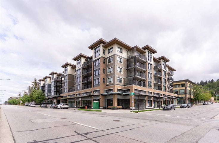 415 2525 CLARKE STREET - Port Moody Centre Apartment/Condo for sale, 2 Bedrooms (R2499817)