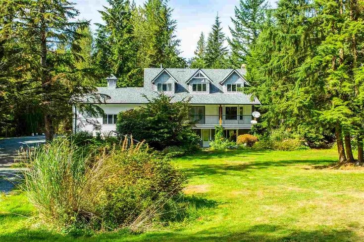 37855 BAKSTAD ROAD - Sumas Mountain House with Acreage for sale, 5 Bedrooms (R2499834)