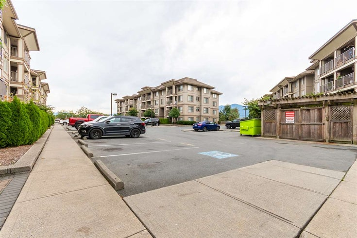 308 45555 YALE ROAD - Chilliwack W Young-Well Apartment/Condo for sale, 2 Bedrooms (R2499881)