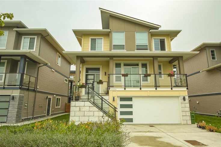 45594 MEADOWBROOK DRIVE - Chilliwack W Young-Well House/Single Family for sale, 5 Bedrooms (R2499946)