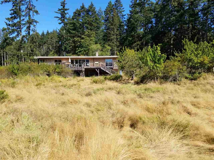 218 STURDIES BAY ROAD - Galiano Island House with Acreage for sale, 4 Bedrooms (R2499954)