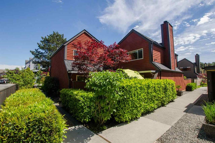 136 5421 10 AVENUE - Tsawwassen Central Townhouse for sale, 2 Bedrooms (R2499970)