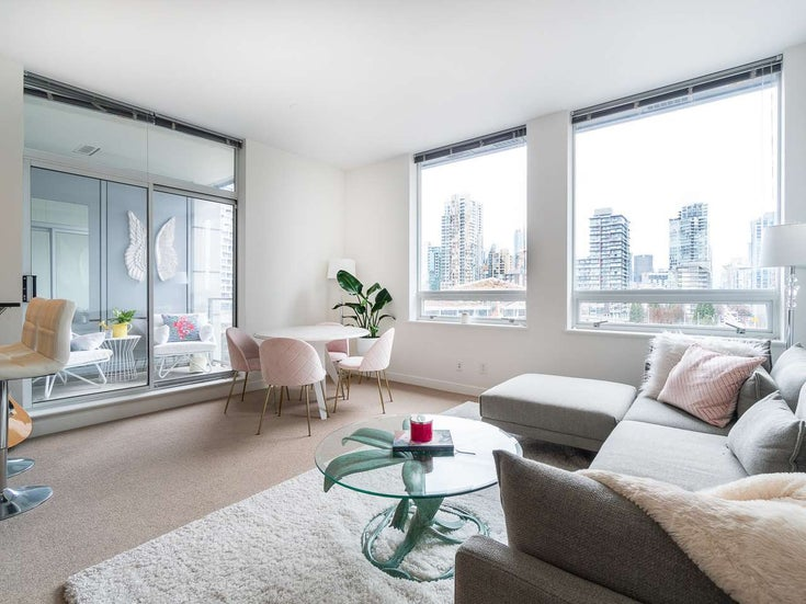 1106 638 BEACH CRESCENT - Yaletown Apartment/Condo for sale, 1 Bedroom (R2499986)