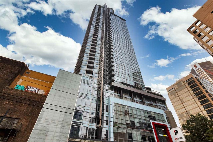 1105 833 SEYMOUR STREET - Downtown VW Apartment/Condo for sale, 1 Bedroom (R2499995)