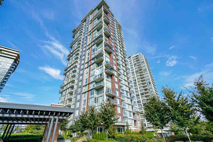 1804 3100 WINDSOR GATE - North Coquitlam Apartment/Condo for sale, 2 Bedrooms (R2500031)