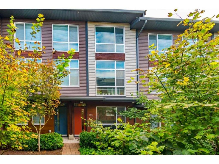 205 2228 162ND STREET - Grandview Surrey Townhouse for sale, 4 Bedrooms (R2500064)