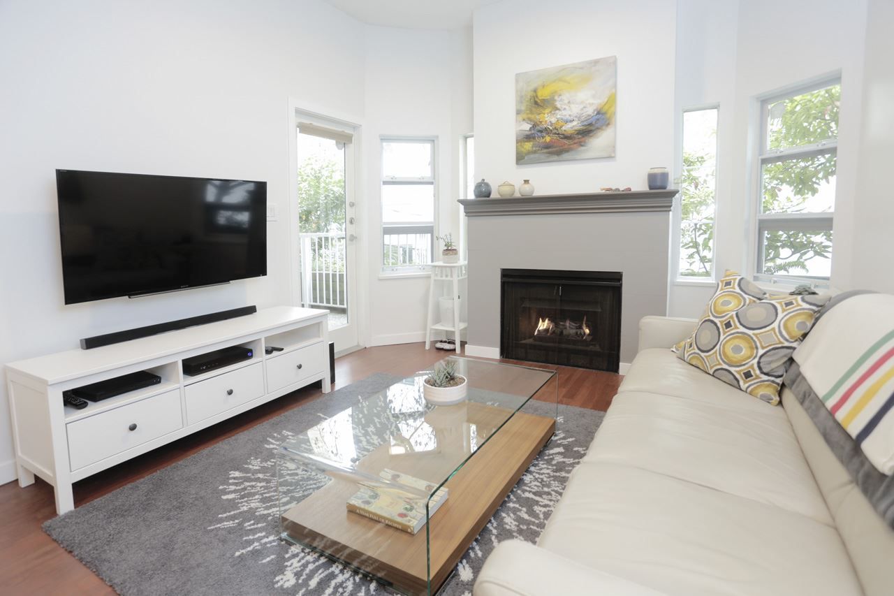 105 1280 NICOLA STREET - West End VW Apartment/Condo for sale, 1 Bedroom (R2500093)