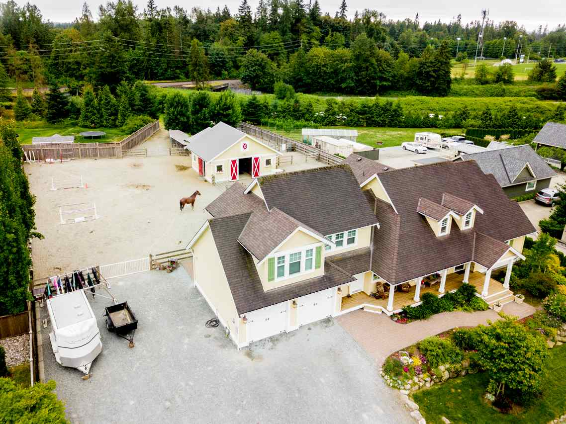 22872 76A AVENUE - Fort Langley House/Single Family for sale, 5 Bedrooms (R2500103) - #1