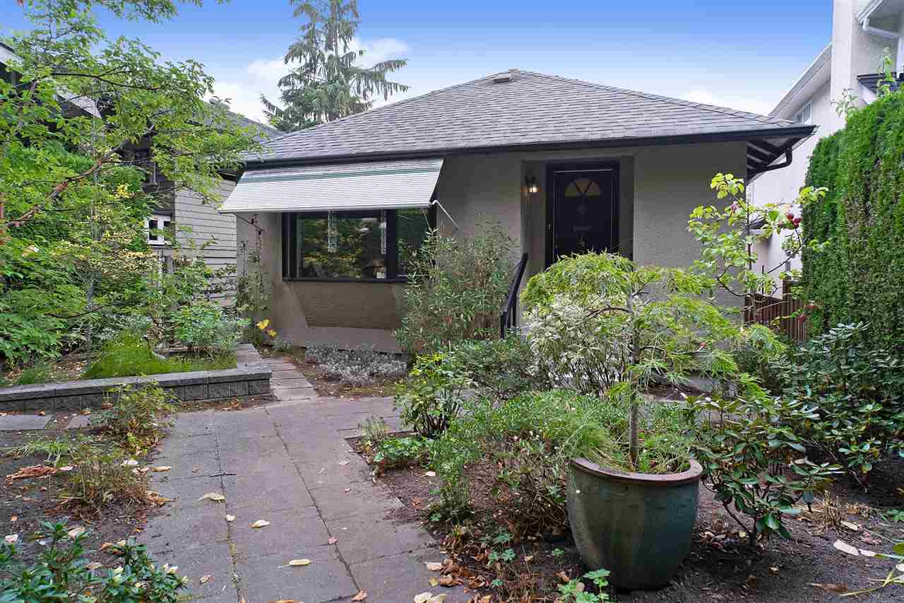 4377 W 12TH AVENUE - Point Grey House/Single Family for sale, 4 Bedrooms (R2500157)