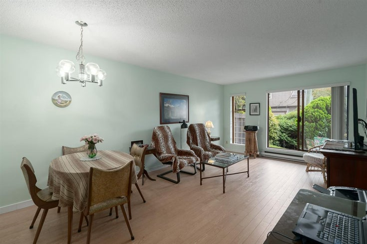 102 2001 BALSAM STREET - Kitsilano Apartment/Condo for sale, 1 Bedroom (R2500224)