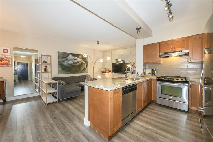 #314 1111 E 27TH STREET - Lynn Valley Apartment/Condo for sale, 2 Bedrooms (R2500331)