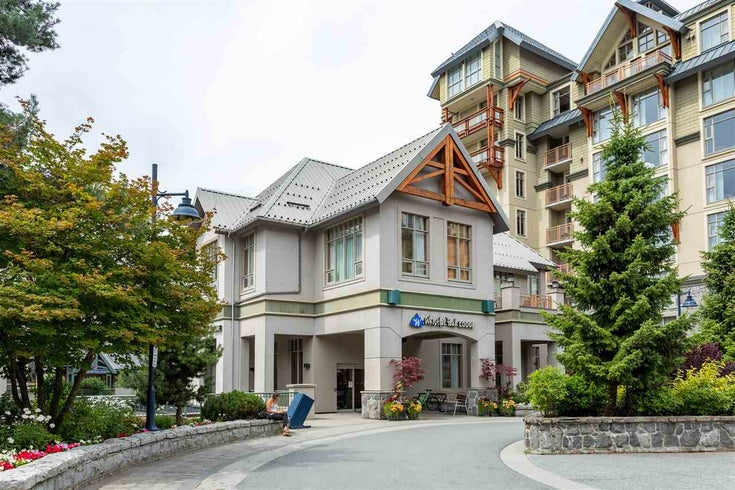 423 4295 BLACKCOMB WAY - Whistler Village Apartment/Condo for sale(R2500433)