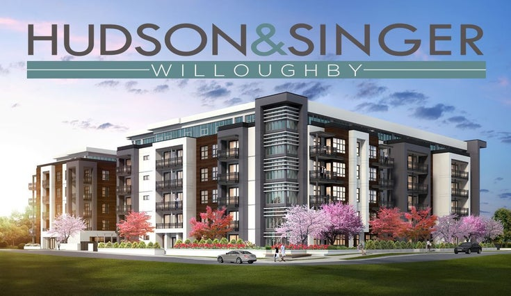 505B 20838 78B AVENUE - Willoughby Heights Apartment/Condo for sale, 1 Bedroom (R2500472)