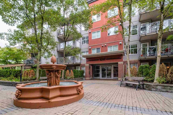 406 3260 ST JOHNS STREET - Port Moody Centre Apartment/Condo for sale, 1 Bedroom (R2500493)