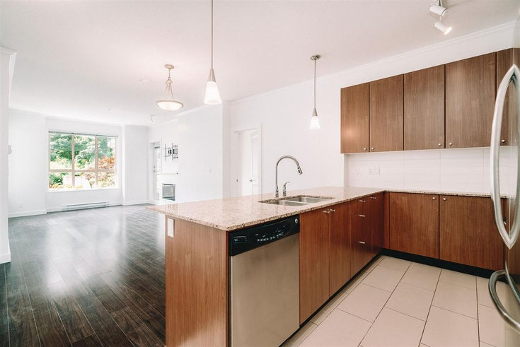 206 250 FRANCIS WAY - Fraserview NW Apartment/Condo for sale, 2 Bedrooms (R2500555)
