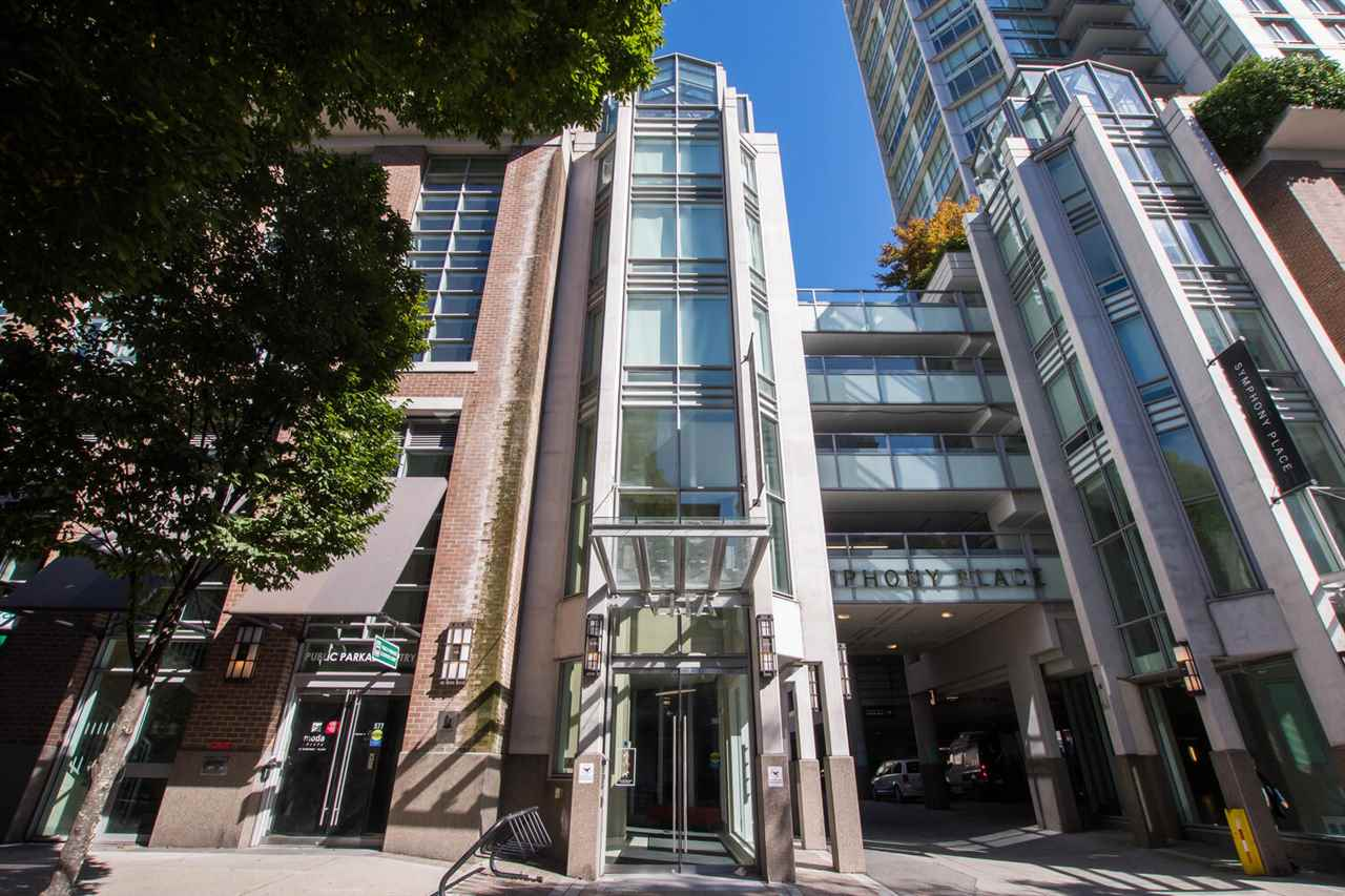 1005 565 SMITHE STREET - Downtown VW Apartment/Condo for sale, 2 Bedrooms (R2500578) - #1
