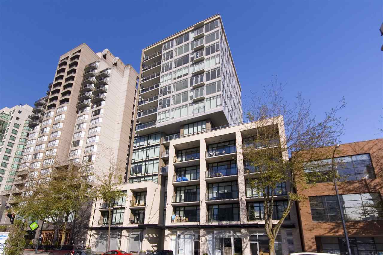 209 1252 HORNBY STREET - Downtown VW Apartment/Condo for sale, 1 Bedroom (R2500594) - #1