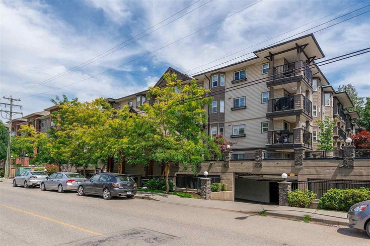 303 5488 198 STREET - Langley City Apartment/Condo for sale, 2 Bedrooms (R2500622)