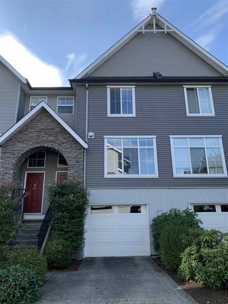 85 8881 WALTERS STREET - Chilliwack E Young-Yale Townhouse for sale, 3 Bedrooms (R2500677)