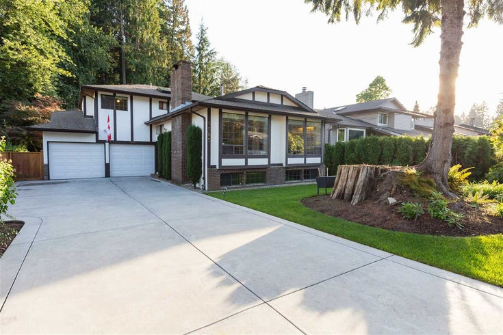 1585 WESTOVER ROAD - Lynn Valley House/Single Family for sale, 4 Bedrooms (R2500686)
