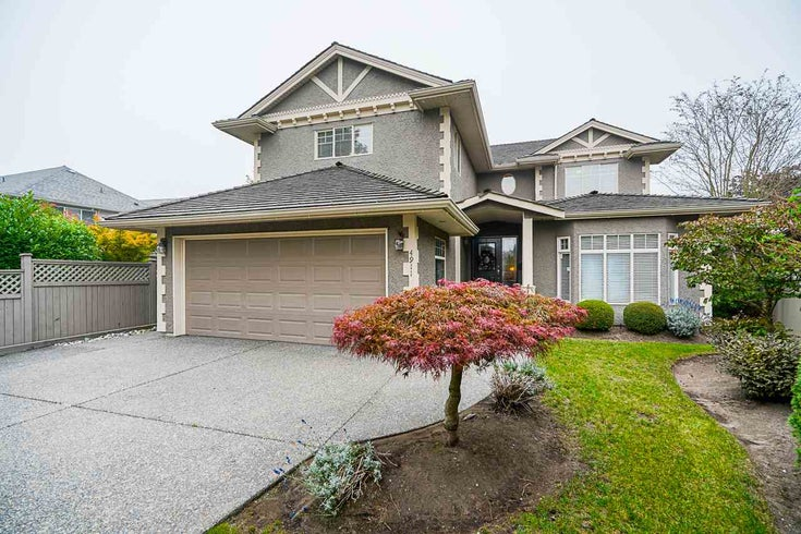4911 BRANSCOMBE COURT - Steveston South House/Single Family for sale, 5 Bedrooms (R2500732)