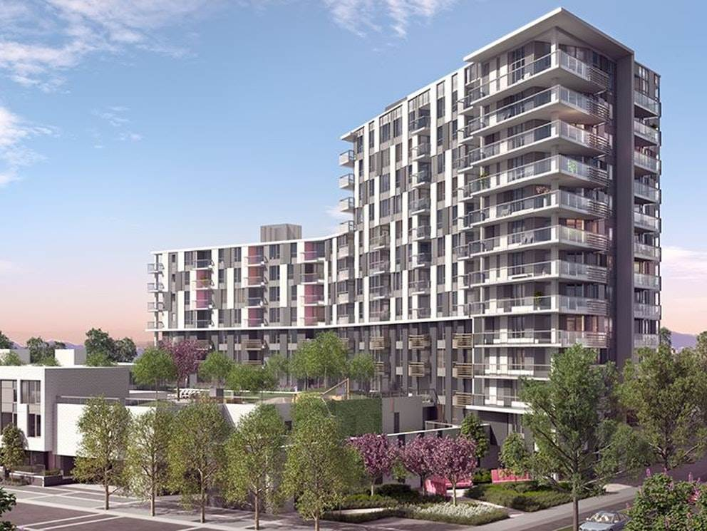 807 3699 SEXSMITH ROAD - West Cambie Apartment/Condo for sale, 2 Bedrooms (R2500747)