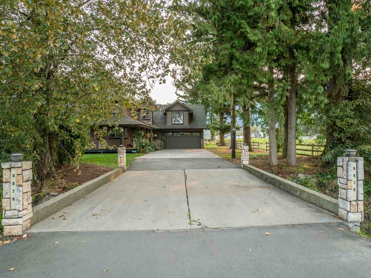 8878 UPPER PRAIRIE ROAD - East Chilliwack House/Single Family for sale, 3 Bedrooms (R2500787)