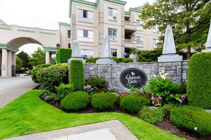 304 8580 GENERAL CURRIE ROAD - Brighouse South Apartment/Condo for sale, 2 Bedrooms (R2500813)