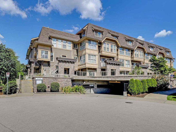 114 2110 ROWLAND STREET - Central Pt Coquitlam Apartment/Condo for sale, 3 Bedrooms (R2500858)