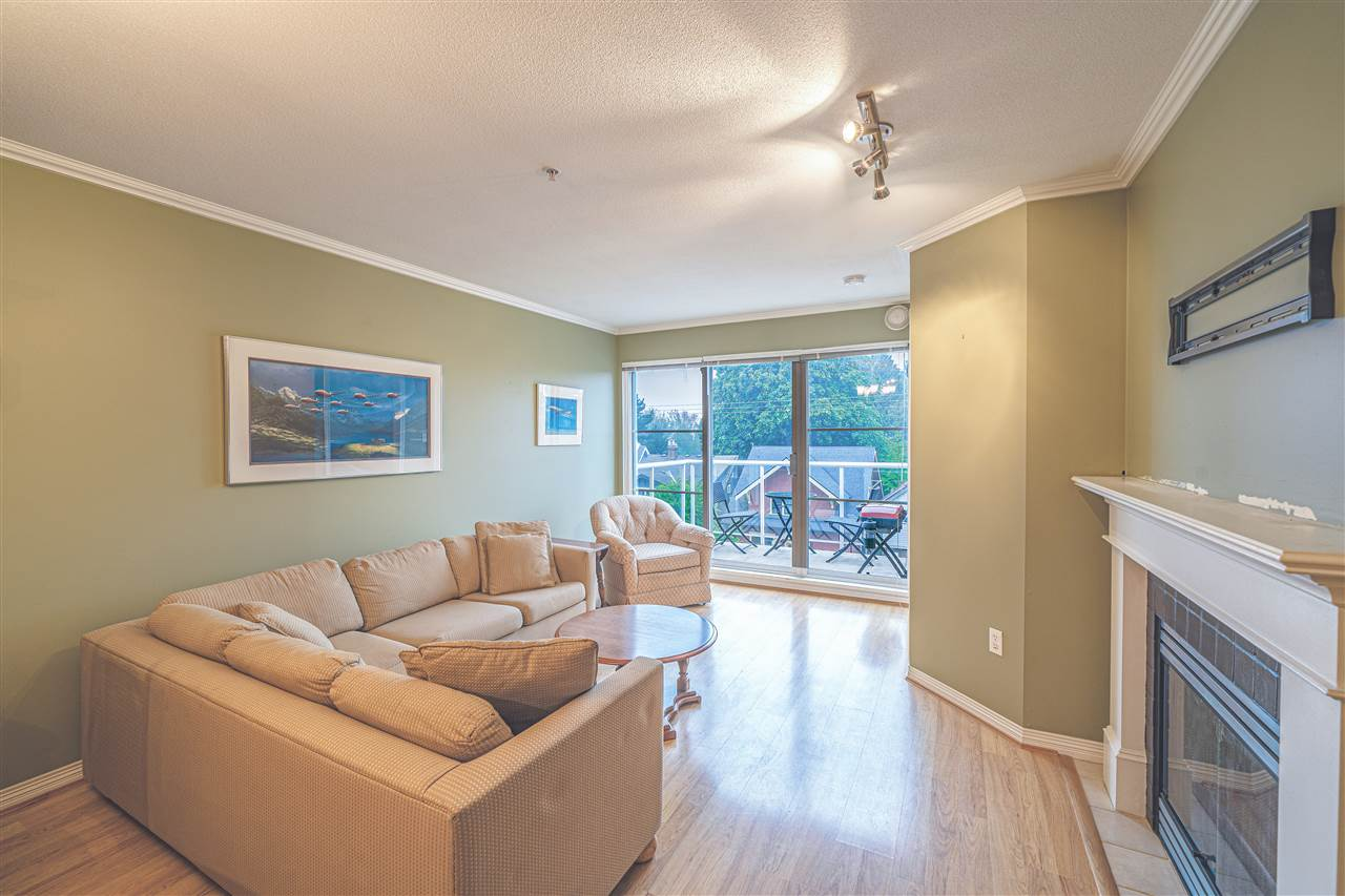413 2929 W 4TH AVENUE - Kitsilano Apartment/Condo for sale, 2 Bedrooms (R2500867)