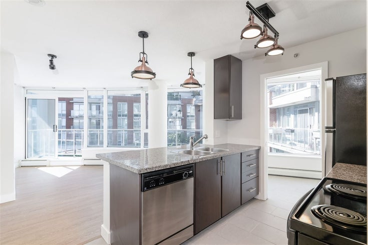 605 58 KEEFER PLACE - Downtown VW Apartment/Condo for sale, 1 Bedroom (R2500910)