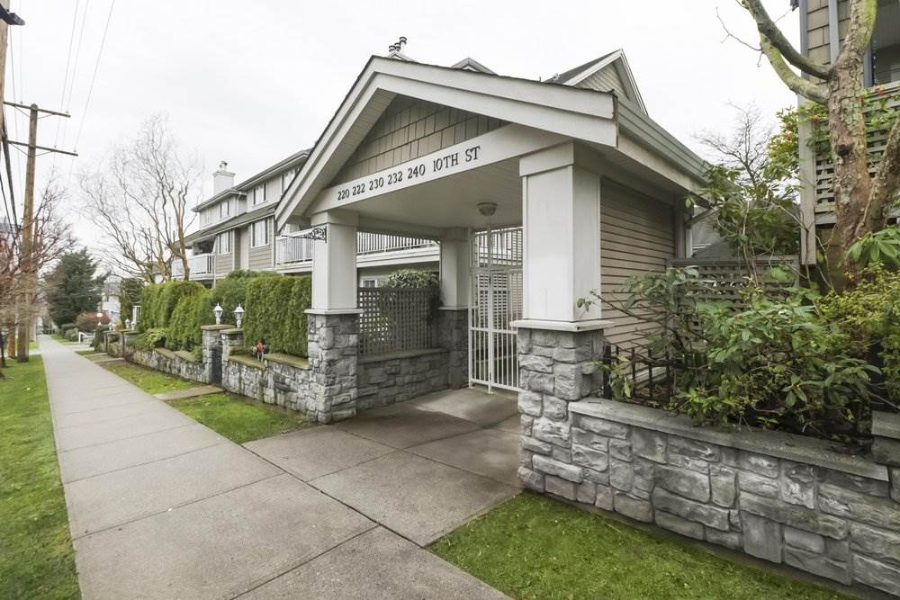 14 232 TENTH STREET - Uptown NW Townhouse for sale, 2 Bedrooms (R2500919) - #1