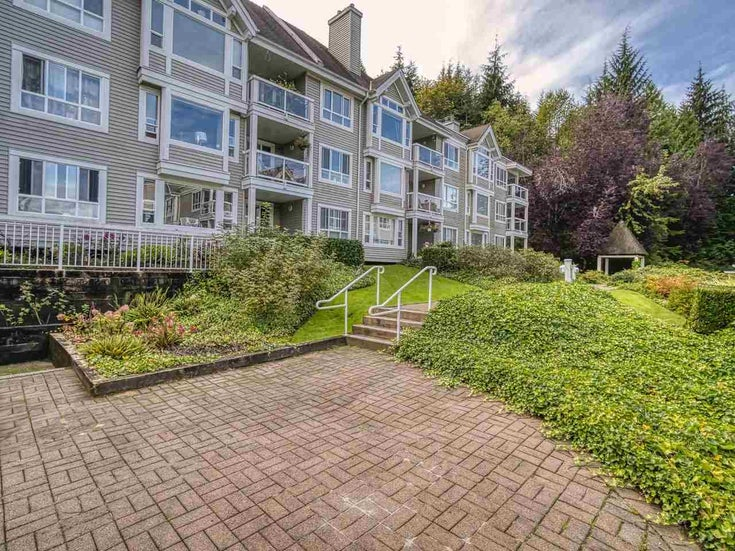102 3099 TERRAVISTA PLACE - Port Moody Centre Apartment/Condo for sale, 1 Bedroom (R2500937)
