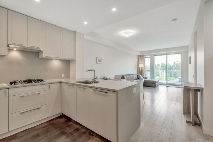 602 6633 CAMBIE STREET - South Cambie Apartment/Condo for sale, 1 Bedroom (R2500942)
