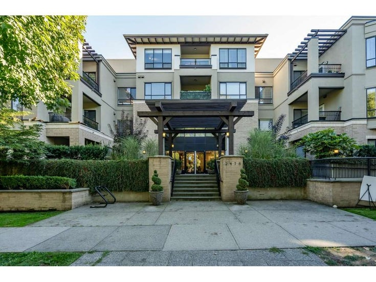 201 2478 WELCHER AVENUE - Central Pt Coquitlam Apartment/Condo for sale, 2 Bedrooms (R2500944)
