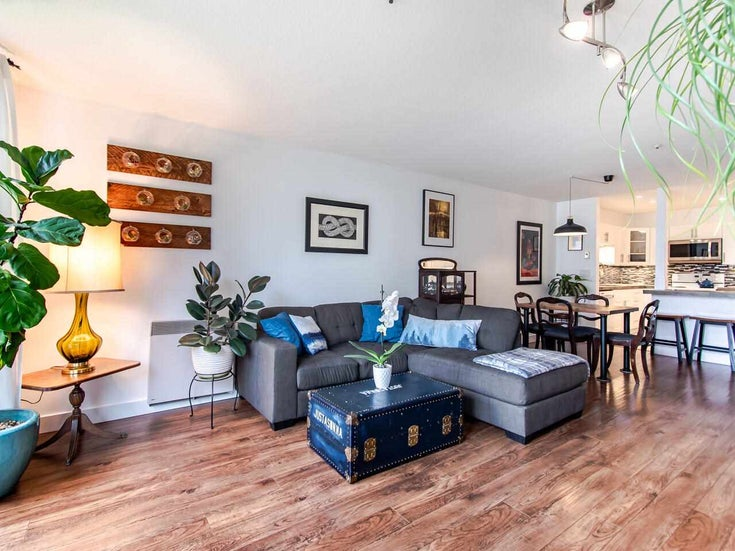 313 60 RICHMOND STREET - Fraserview NW Apartment/Condo for sale, 2 Bedrooms (R2500986)