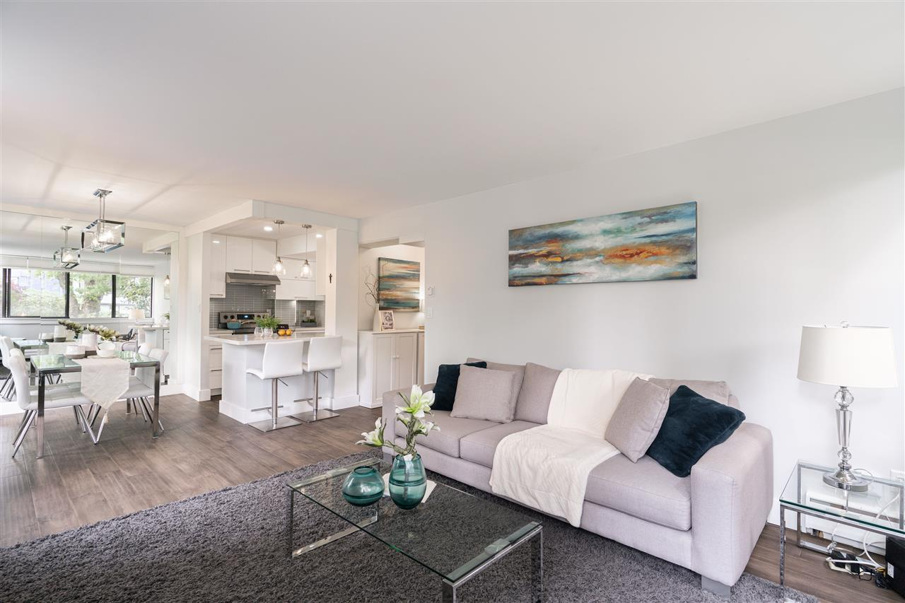 201 1616 W 13TH AVENUE - Fairview VW Apartment/Condo for sale, 2 Bedrooms (R2501053)