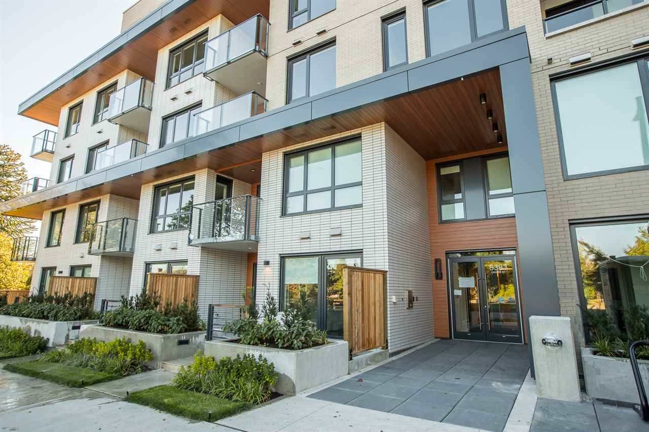 605 5383 CAMBIE STREET - Cambie Apartment/Condo for sale, 3 Bedrooms (R2501091)