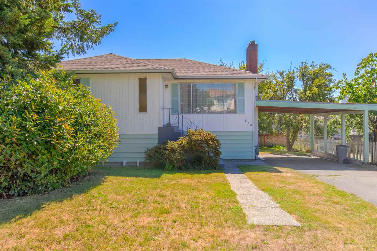 550 E 58TH AVENUE - South Vancouver House/Single Family for sale, 3 Bedrooms (R2501108)