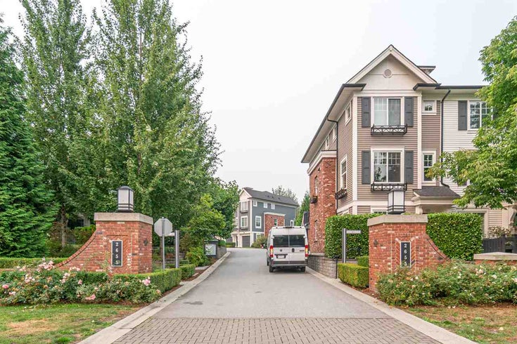 2011 2655 BEDFORD STREET - Central Pt Coquitlam Townhouse for sale, 2 Bedrooms (R2501118)