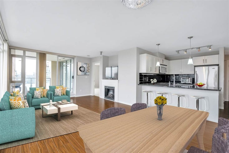 2603 2133 DOUGLAS ROAD - Brentwood Park Apartment/Condo for sale, 2 Bedrooms (R2501132)
