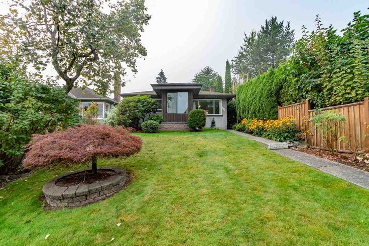 4224 MCGILL STREET - Vancouver Heights House/Single Family for sale, 2 Bedrooms (R2501162)