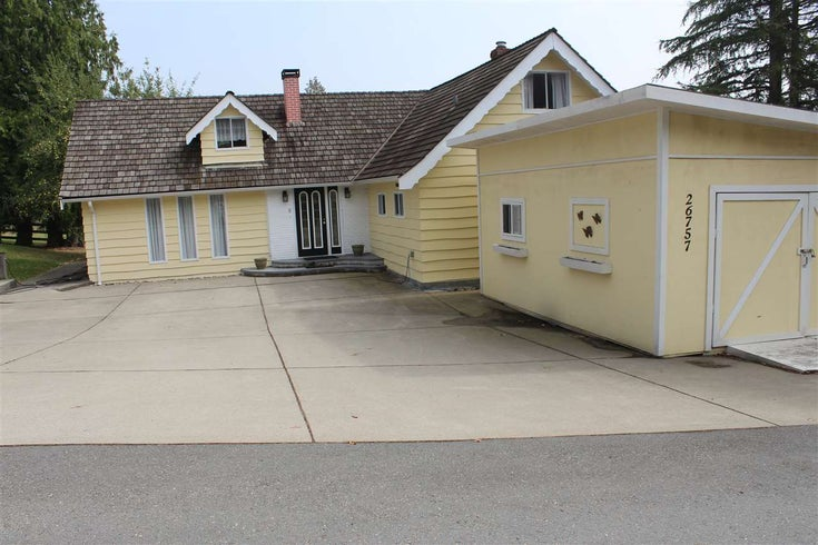 26757 100 AVENUE - Thornhill MR House with Acreage for sale, 3 Bedrooms (R2501174)