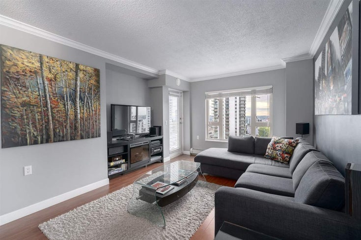 1402 121 W 15TH STREET - Central Lonsdale Apartment/Condo for sale, 1 Bedroom (R2501186)