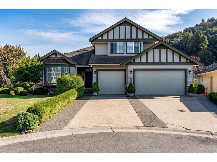43850 STONERIDGE PLACE - Chilliwack Mountain House/Single Family for sale, 5 Bedrooms (R2501212)
