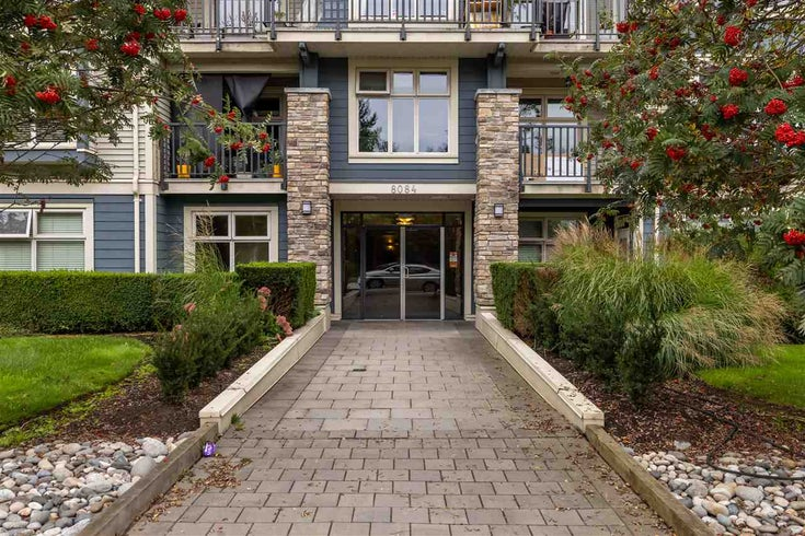 202 8084 120A STREET - Queen Mary Park Surrey Apartment/Condo for sale, 2 Bedrooms (R2501222)